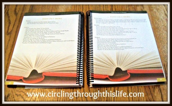 Notebooking Journal Resources Pages