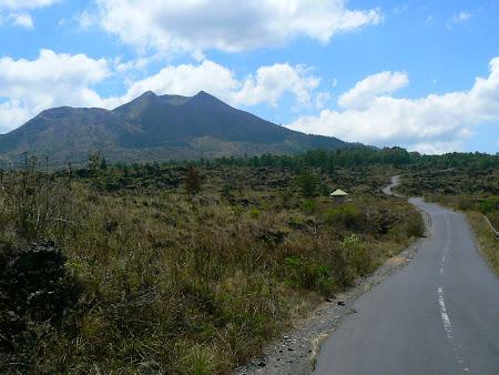 Bali trip: the road to Batur