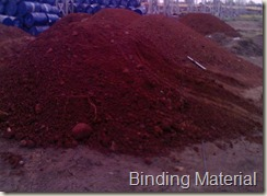 Binding Material (Moorum Soil)