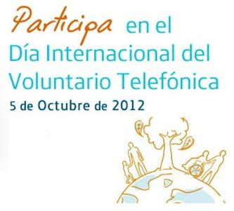 día voluntario telefónica