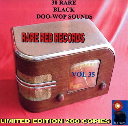Rare Black Doo-Wop Sounds Vol. 35 - 31 - Front
