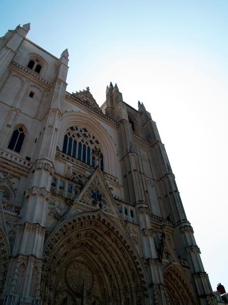 2011 07 31 Voyage France La cathédrale de St Étienne à Limoges