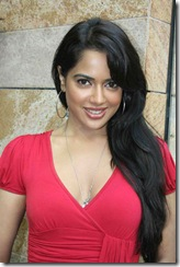 sameera  reddy in  nice dress