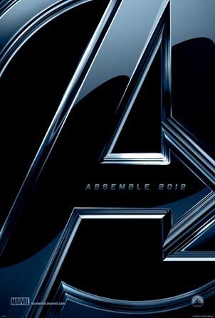 Avengers Teaser Poster สรุปข่าวรอบสัปดาห์ ภาพยนตร์ The Avengers [24-July-2011]