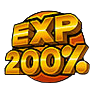 Item LostSaga Exp Up 200%