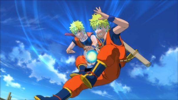Naruto Uzumaki (Goku)