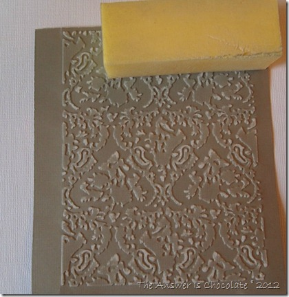 Embossed Panel