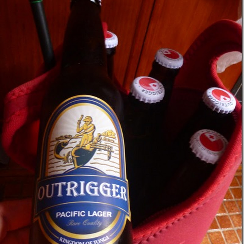 Liquid Motivation: Tongan Beer