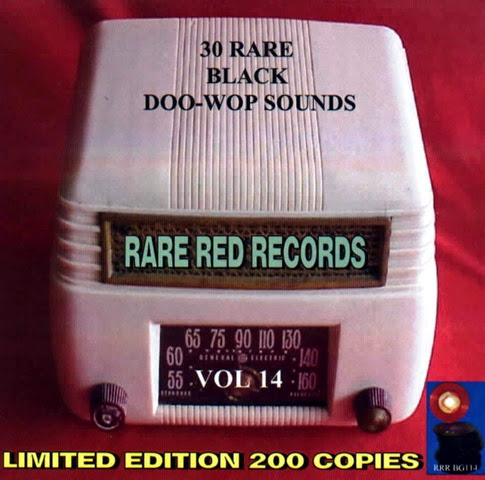 Rare Black Doo-Wop Sounds Vol. 14 - 31 - Front