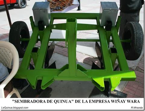 Sembradora de Quinua de la Empresa Wiñay Wara-LaQuinua.blogspot.com_.Miranda