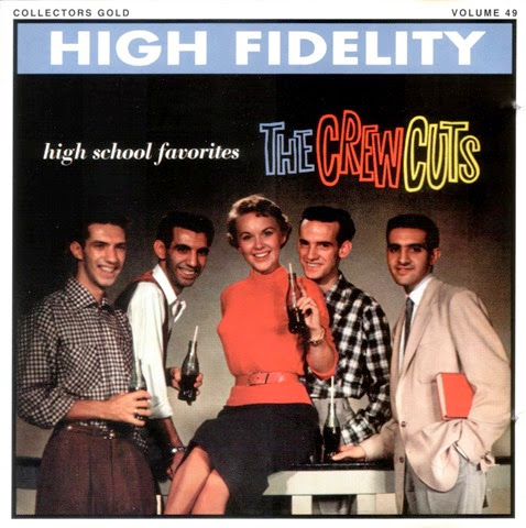 The Crew Cuts - High School Favorites-Front