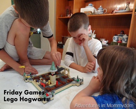 Lego Hogwarts review