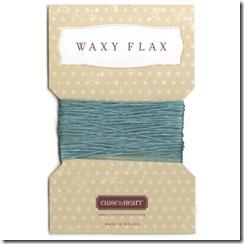 Crystal Blue Waxy z1247