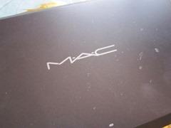 mac diy palette, bitsantreats