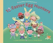10 Easter Egg Hunter; JAnet Schulman