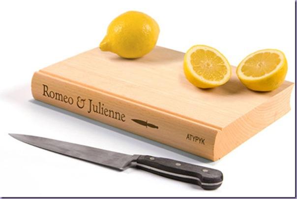 Tábua-Cozinha-Cortar-Alimentos-Livro-Romeu-Julieta