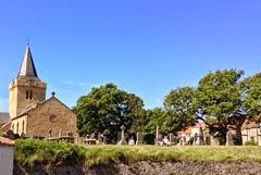 ainster churchyard