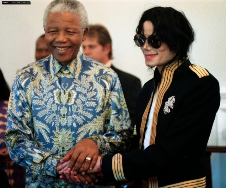 mandela and michael