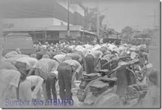 Peristiwa Tanjung Priok 1984 versi Warga