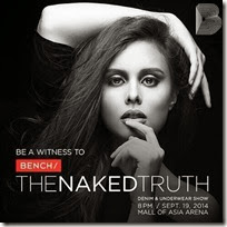 Bench TheNAKEDTruth - Max Collins