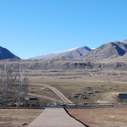 Xinjiang, Hemu - Vers la frontière russe