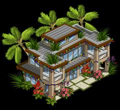 Hawaiin Mansion