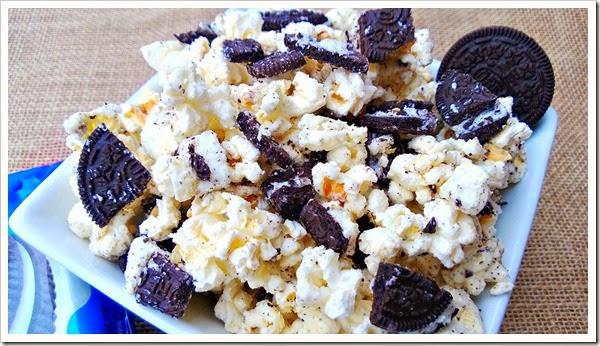 oreo popcorn 1