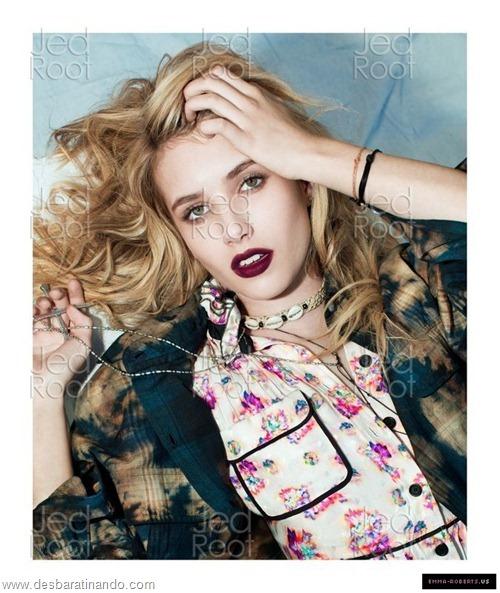 Emma Roberts linda sensual sexy sedutora desbaratinando (1)