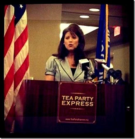 Rebecca Kleefisch at TPX Endorsement