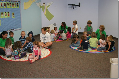 2011-06-19 VBS Day 1 (1)