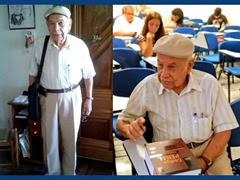 1 - Aos 85 anos, idoso realiza sonho antigo e vira calouro de direito no RS 400