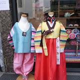 伝統衣装、チマチョゴリ。