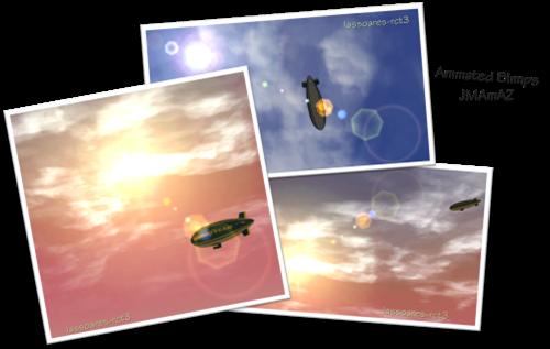 Animated Blimps (JMAinAZ) lassoares-rct3