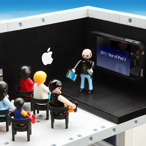 E8bb playmobil apple store stage