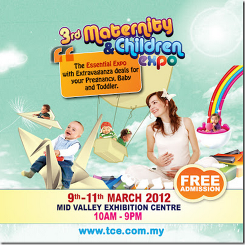 3rd Maternity & Children Expo 2012