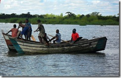 Fishing in Shire River, Malawi. Photo: ExpressGiant
