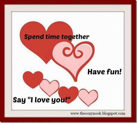 Valentine's Day with Your Children