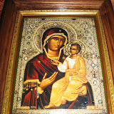 Myrrh-Streaming Icon of the Theotokos