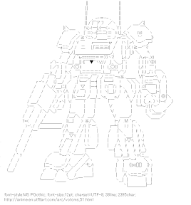 [AA]RABIDRYDOG (Armored Trooper Votoms)
