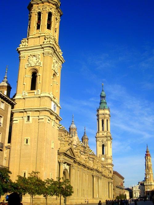 Zaragoza Basilica 8