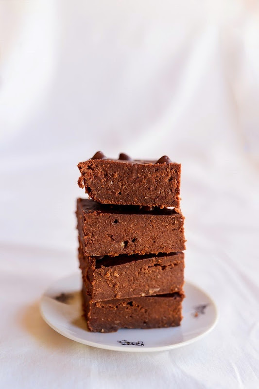 chickpea gluten free brownies-11132