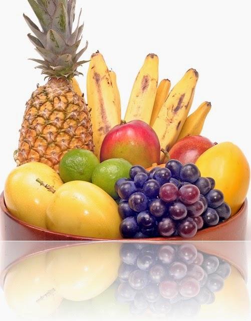 8 frutas do outono Brasil