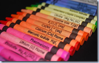 Chemistry Crayons