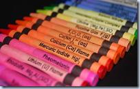 Chemistry Crayons