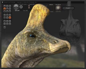 Sculptris 3D : Free 3D Modeling Software