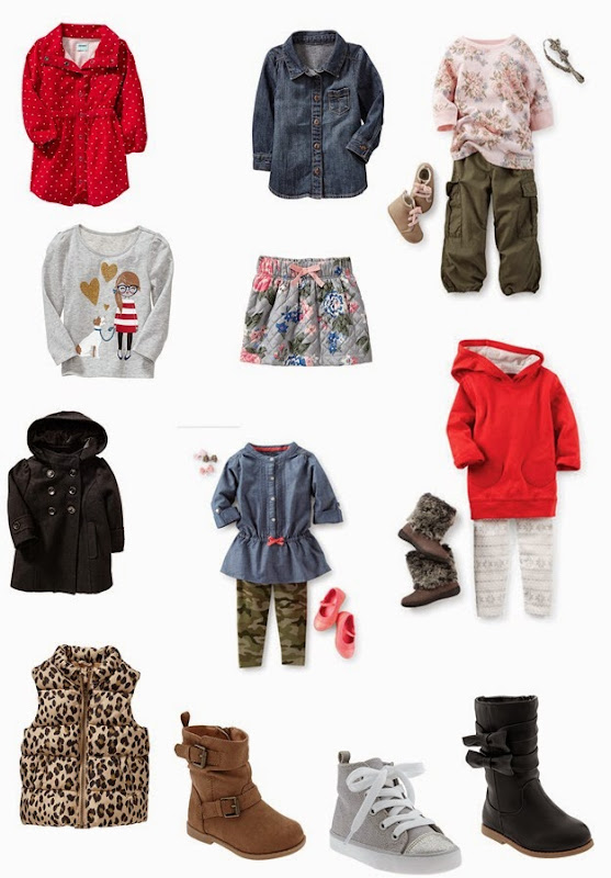 fall tot fashion