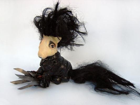 My Little Scissorhands de Mari Kasurinen
