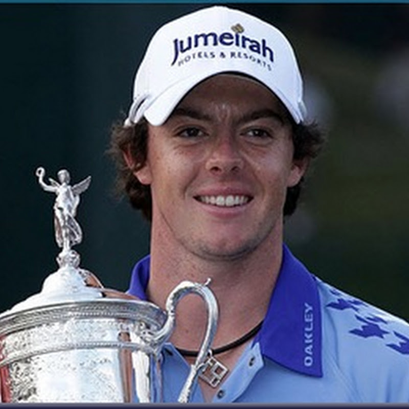US Open Trophy Takes 40 Quid Taxi Ride To New Home