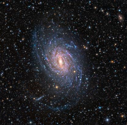galáxia espiral NGC 6744