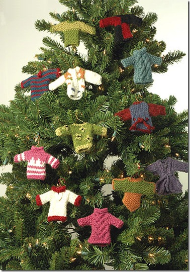 Knitting dragonflies knitted christmas ornaments free